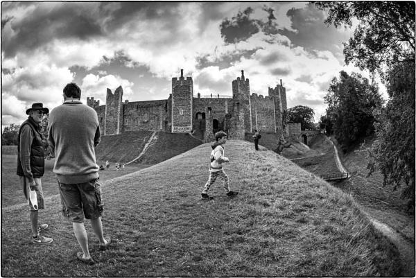 Regarding Framlingham Castle by mrswoolybill