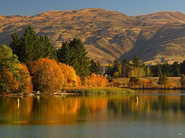 Lake Dunstan 25 by DevilsAdvocate