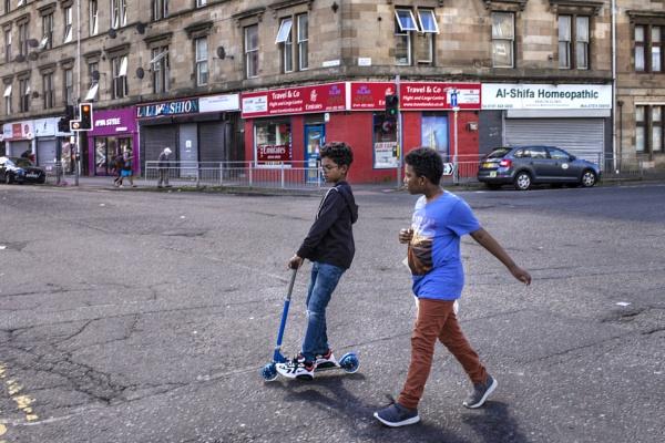 Govanhill, Glasgow by AndrewAlbert