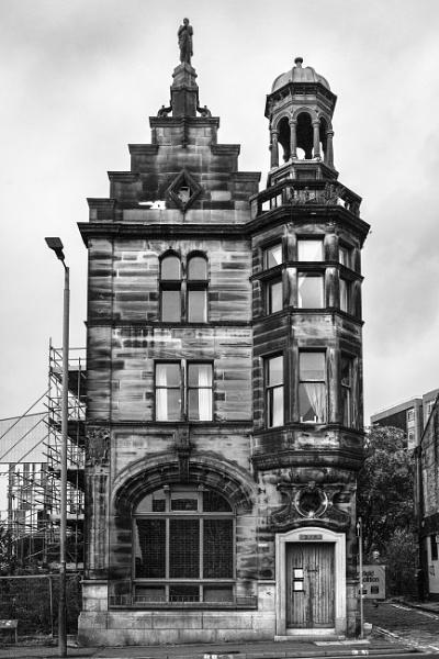 Glasgow, High Street by AndrewAlbert