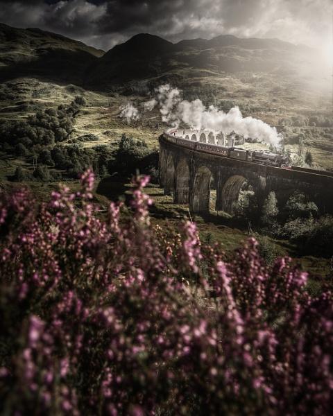 Hogwarts Express by Mark_Callander