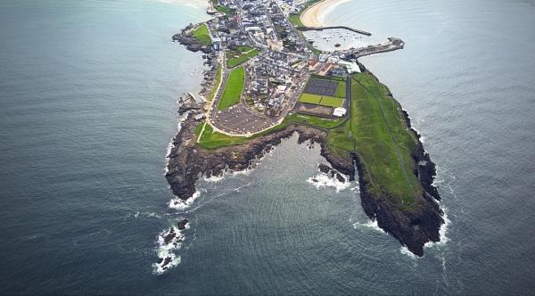 Portrush - N.Ireland by atenytom