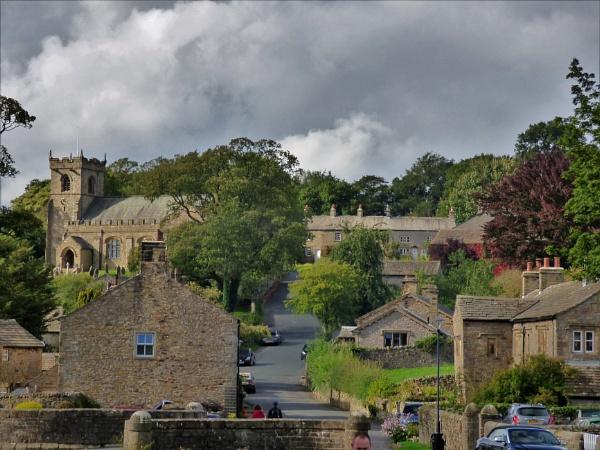 Downham village by cookyphil