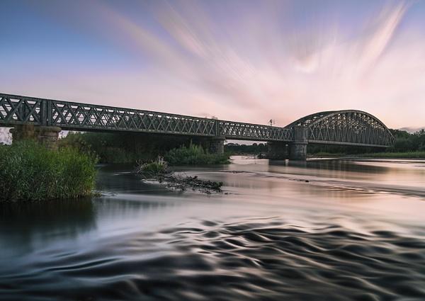 Spey Bridge by Dallachy