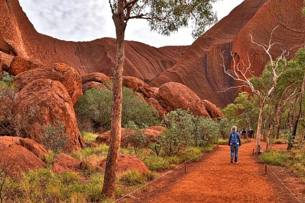 Uluru.8. by WesternRed