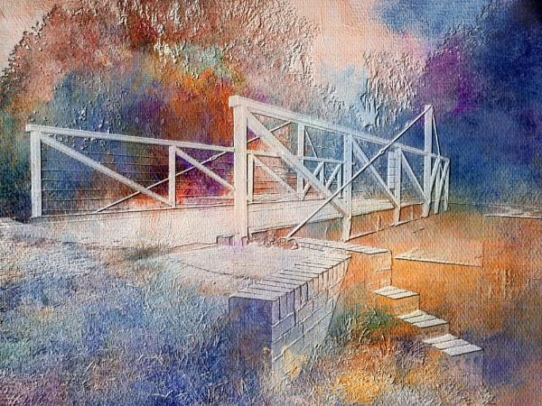 Swing Bridge No.6 by Philip_H