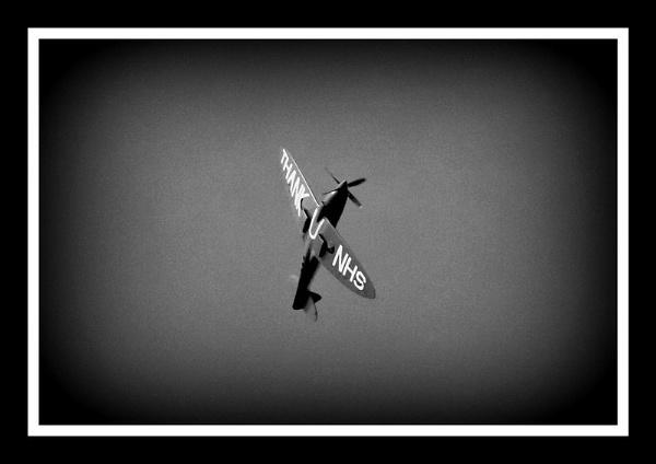 Spitfire by gunner44