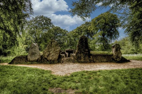 Ancient Barrow by woodini254