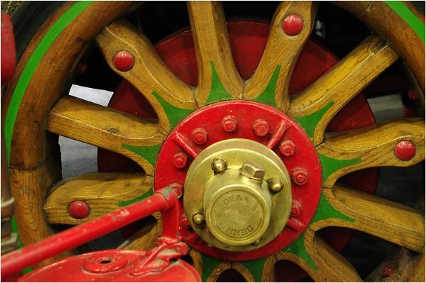 Wheel by Dennis by johnriley1uk