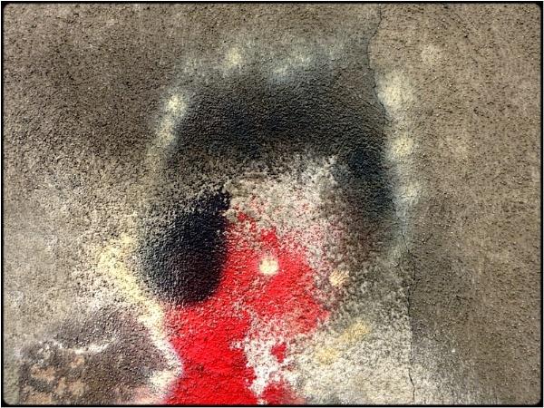 red face by FabioKeiner