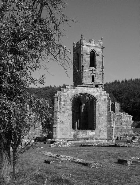 Priory by DaveRyder