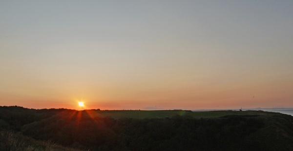 Saltburn Sunset by pjohnson68