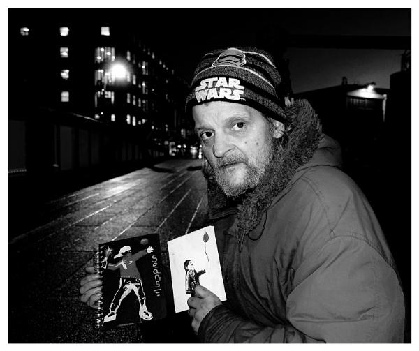 Sean\'s Story. Bristol. by ZenTony