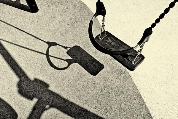 play_ground shadows (mono) by leo_nid