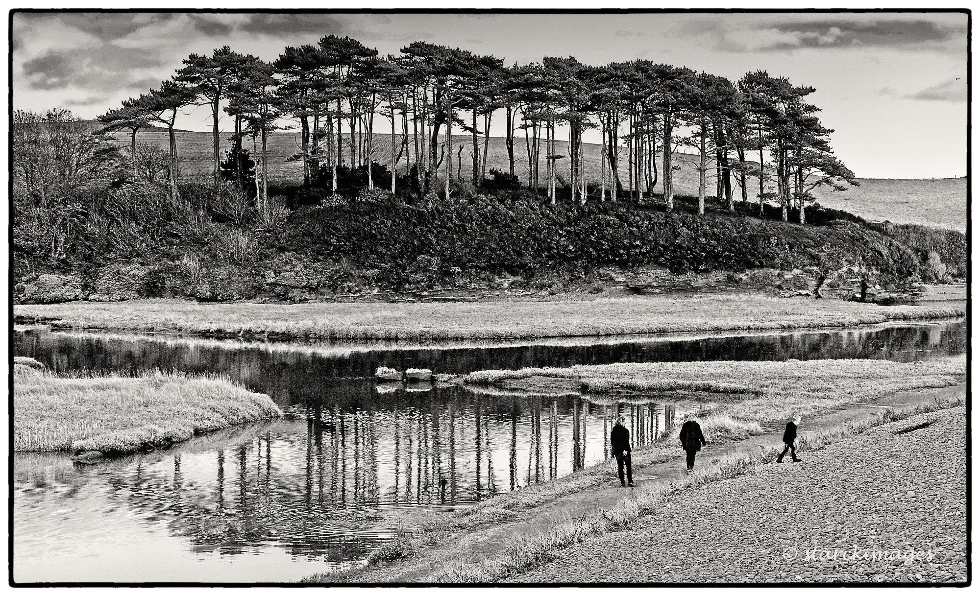 Budleigh Salterton - East Of Beach