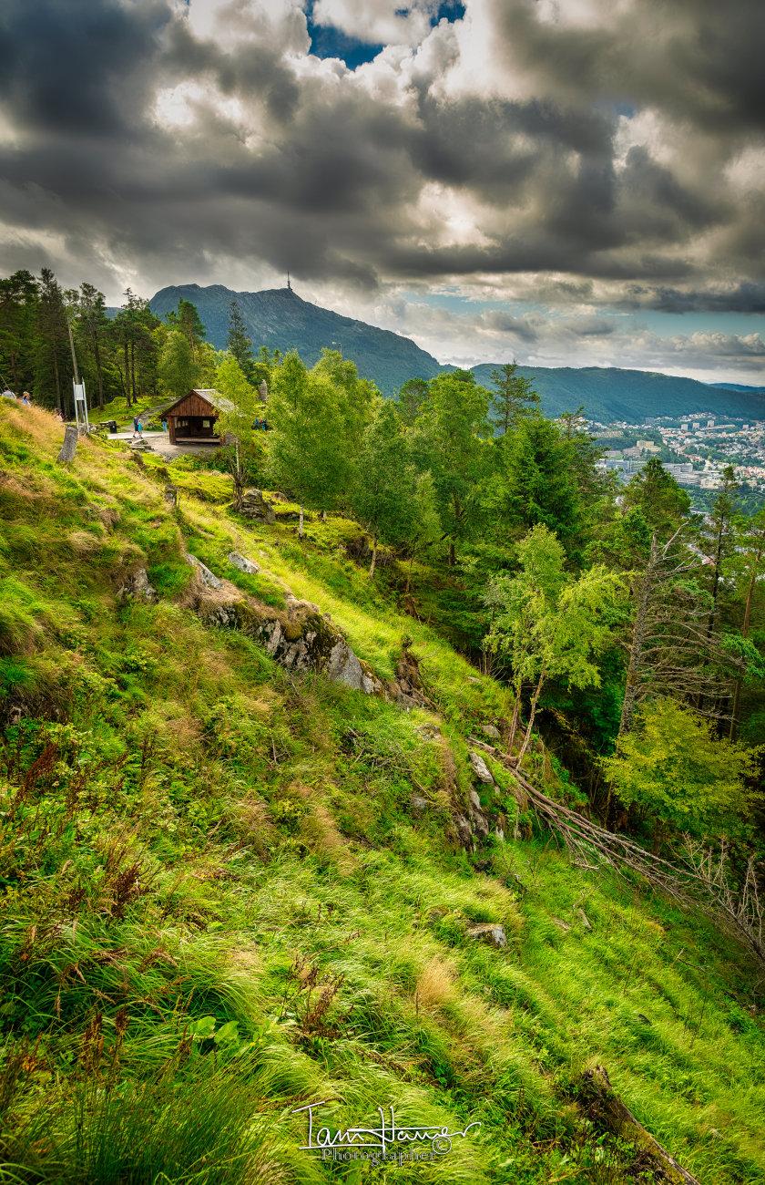 Fløyen Bergen