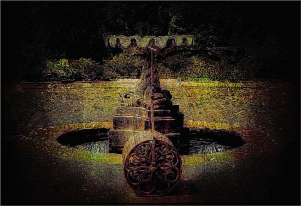 Garden Antiquities by adagio