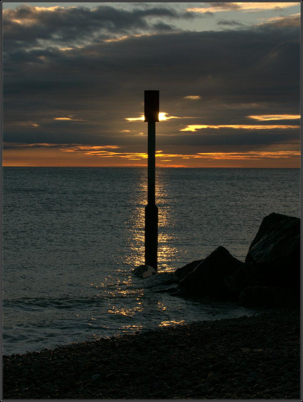 Norfolk Coast Sunrise