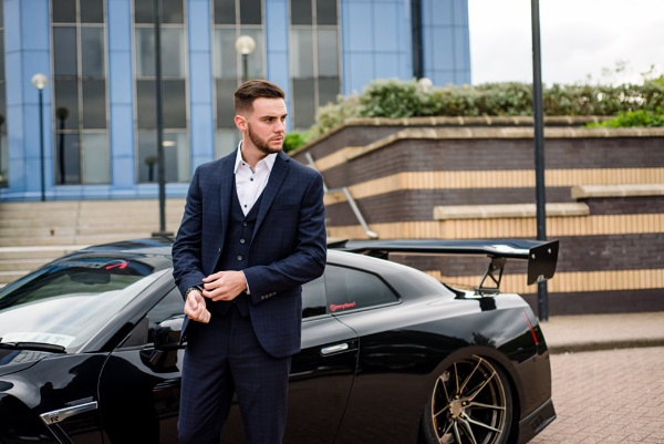 Suits and Fast Cars by RoyalTouchPhotos