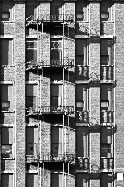 Balconies by Joline