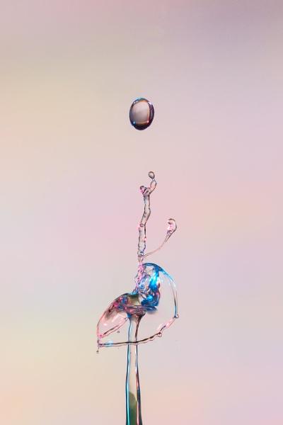 Water Drop by SueLeonard