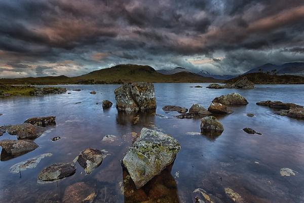 Moody Rannoch Moor by Buffalo_Tom