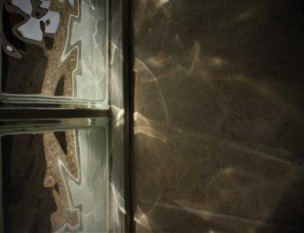 Bathroom window by helenlinda