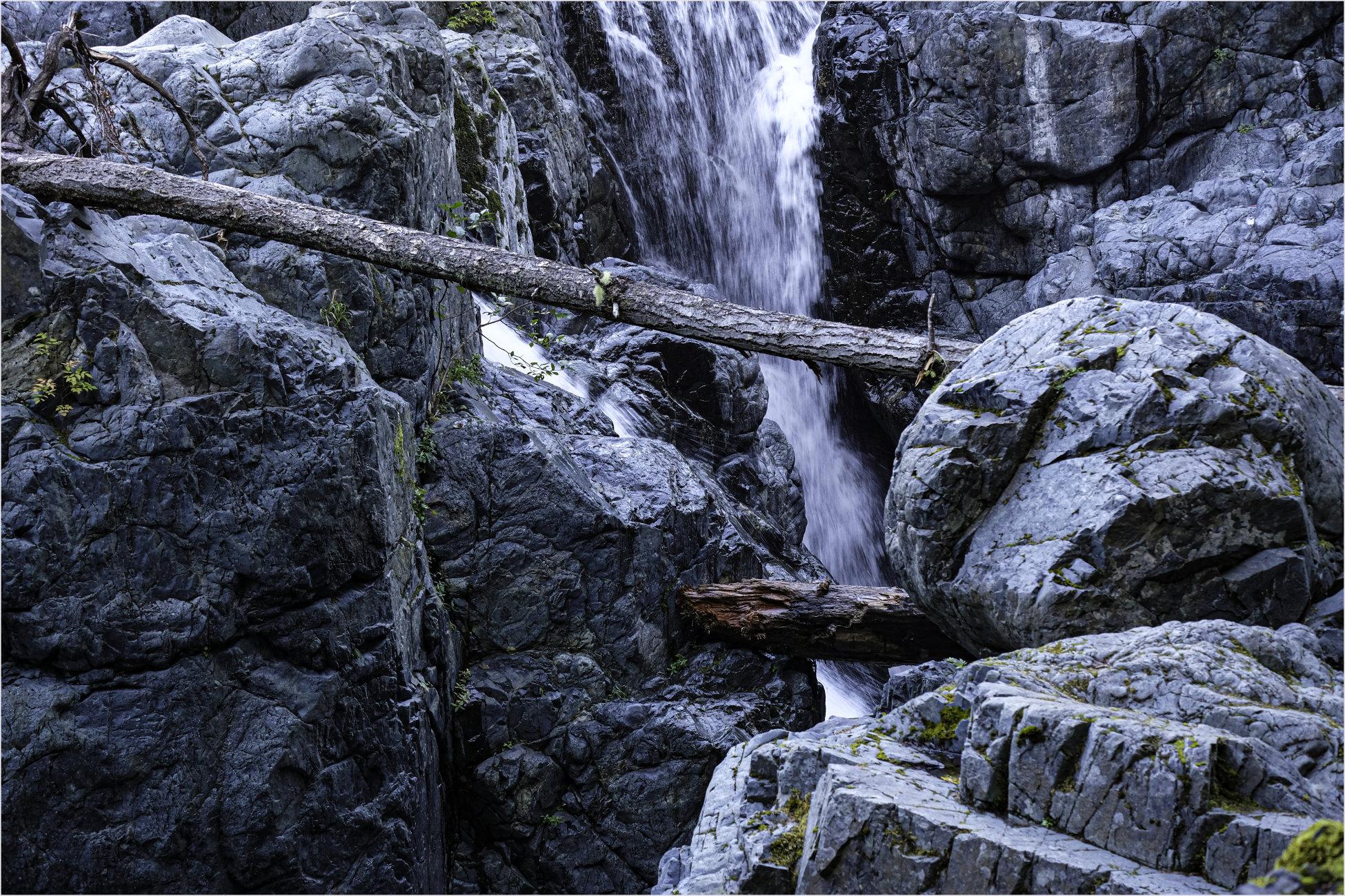 Morning at the Falls
