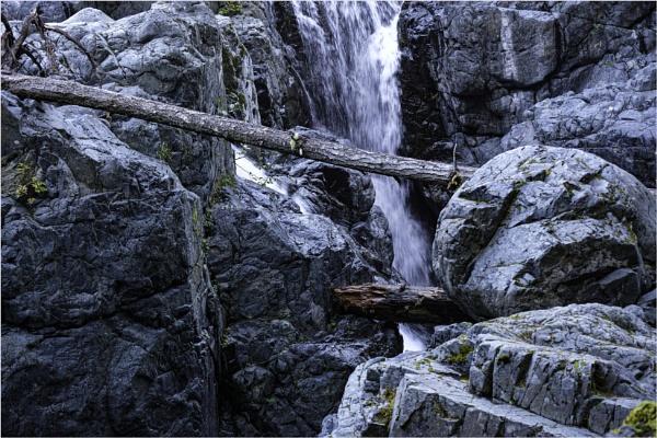 Morning at the Falls by Daisymaye