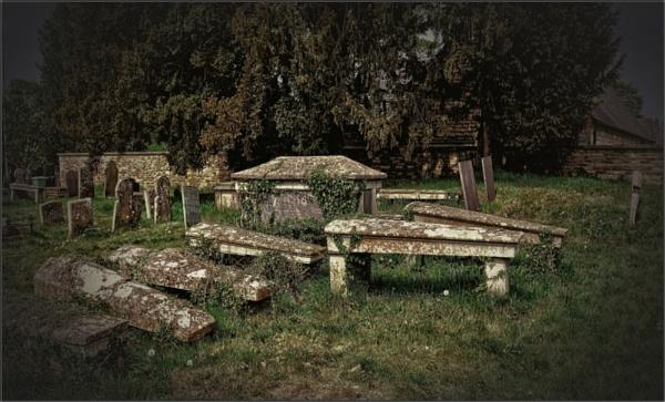 Churchyard by PhilT2