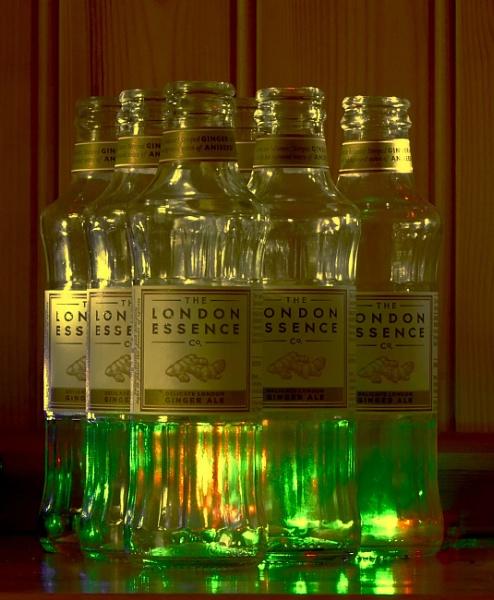 Green Bottles by bobby55