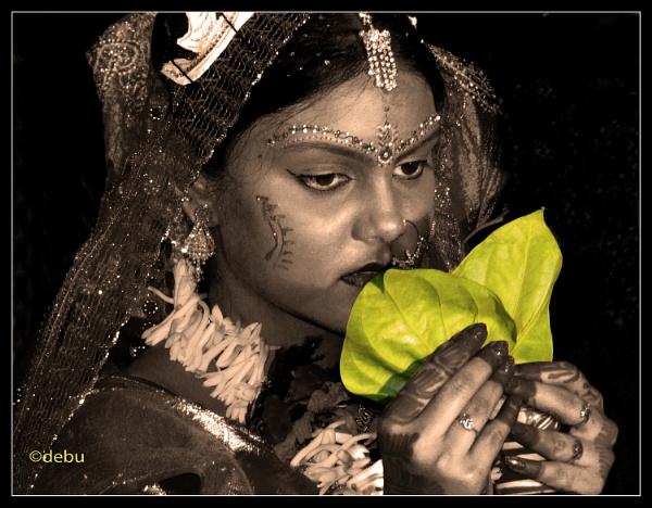 From_Kolkata # 102 Bengalee Bride by debu