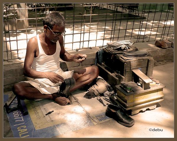 From_Kolkata # 103 Life Struggle..2 by debu