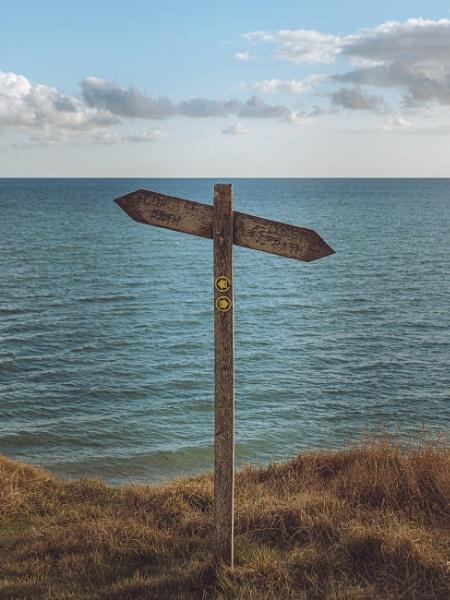 Coast Path by JonnyWilliams