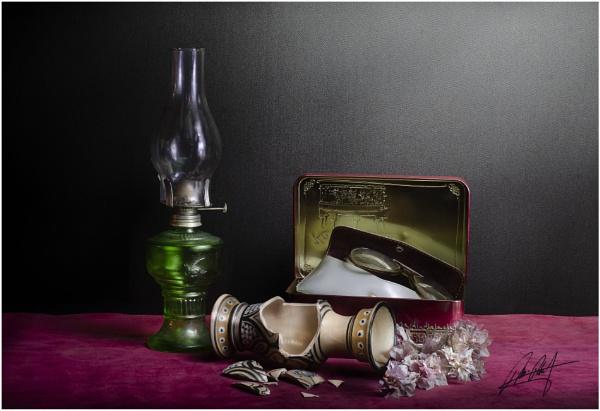 Broken Vase. by dusfim