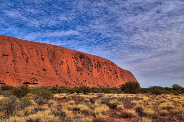Uluru - 12. by WesternRed