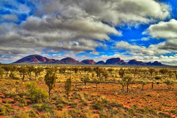 Uluru -14. by WesternRed