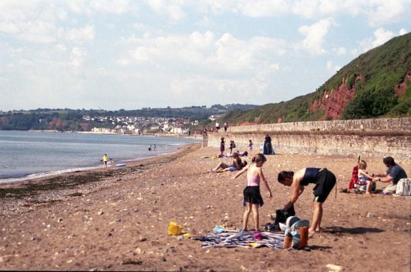On the Beach by Hamlin