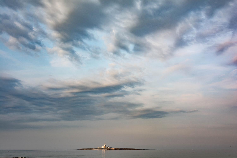 Low-Hauxley Lighthouse