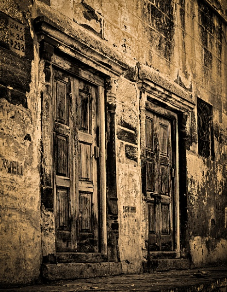 Double doors by smartPhotography