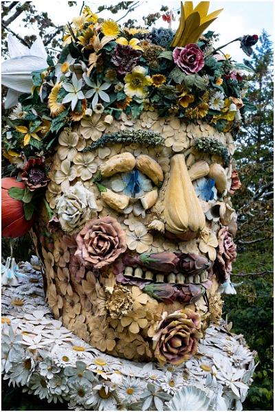 Wisley Sculptures by capto