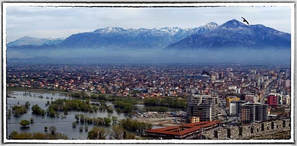 Shkodër , march  2010 by nklakor