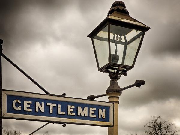Gentlemen by iangilmour