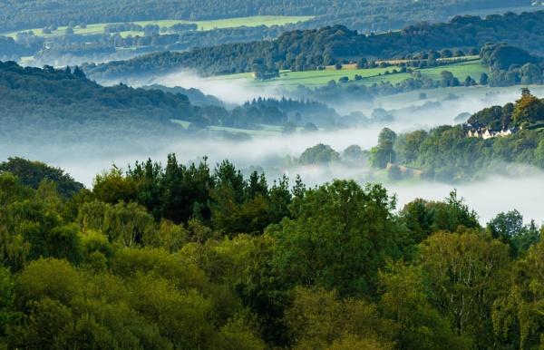 Morning Mist.... by Alex64