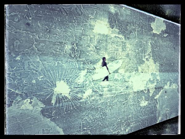 Silver Surfer by Monochrome2004