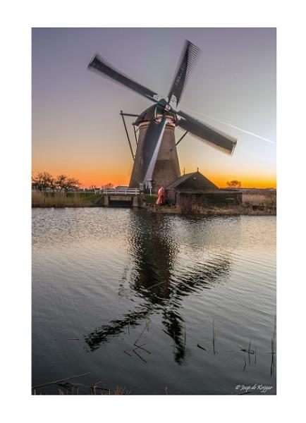 Kinderdijk by joop_