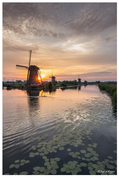 Kinderdijk 2 by joop_