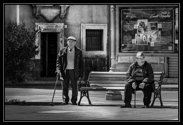 Morning in Lentini ---Sicily by Edcat55