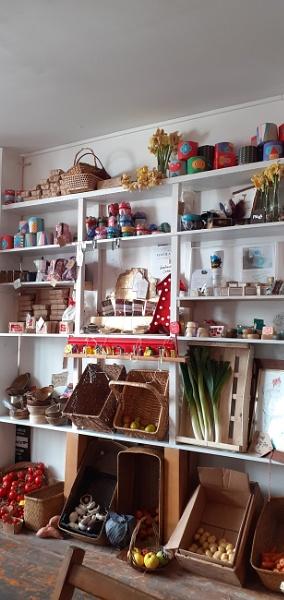 A querky Café / shop in Keswick by Alan26