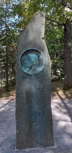 John Ruskin Memorial by Alan26